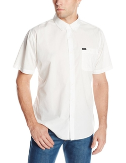 Brixton - Central Short Sleeve Woven Shirt