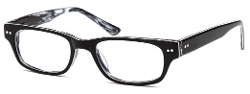 Dalix - Wayfarer Glasses Frames Kids Prescription Eyeglasses