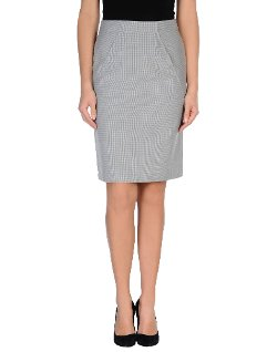 Baroni  - Knee Length Skirt