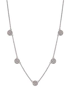 Lord & Taylor - Diamond Station Necklace