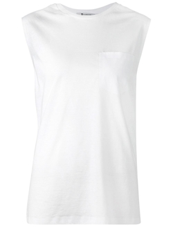Alexander Wang - Chest Pocket Tank Top