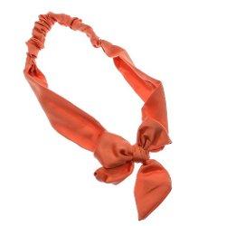 Hand - Bow Elastic Headband Head Wrap
