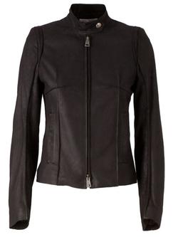 Ann Demeulemeester Blanche - Zipped Up Jacket