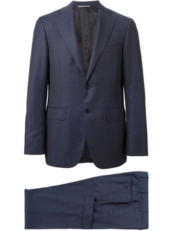 Canali   - Two Pieces Striped Suit