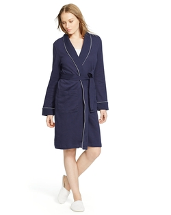 Ralph Lauren - Short Shawl-Collar Robe