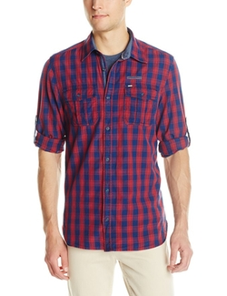 Buffalo David Bitton - Savoy Long Sleeve Woven Shirt