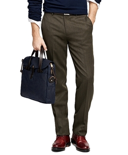 Brooks Brothers - Fitzgerald Fit Whipcord Trousers