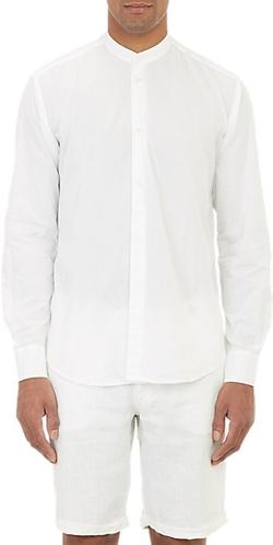 Barena Venezia - Mandarin-Collar Shirt