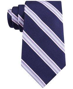 Ike Behar  - Barbados Stripe Tie