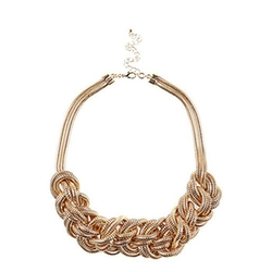 Asos - Slinky Knotted Necklace