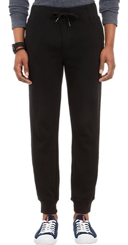 Barneys New York - Thermal Drawstring Sweatpants
