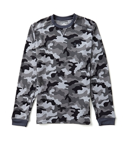 Under Armour - Amplify Camo Thermal Crew Sweater
