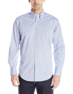 Thomas Dean - Horizontal Stripe Shirt