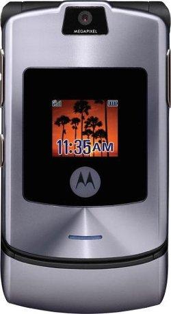 Motorola  - RAZR V3i Phone