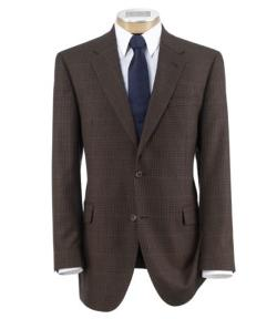 Jos. A. Bank - Signature Imperial Blend 2 Button Silk/Wool Sportcoat