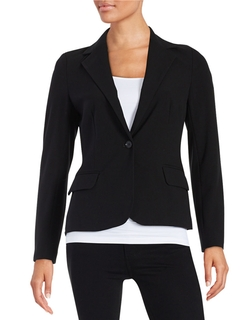 Laundry by Shelli Segal - One-Button Blazer