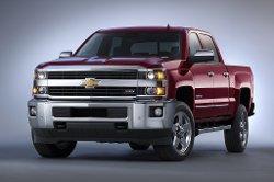 Chevrolet - Silverado Pick-Up Trucks