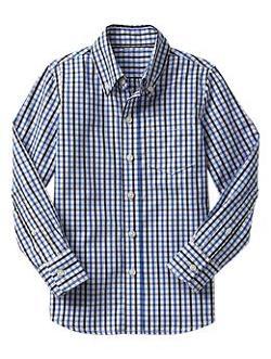 Oxford - Checkered Oxford Shirt