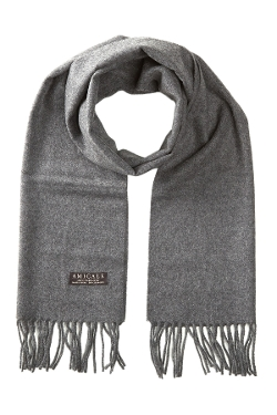 Amicale - Cashmere Solid Scarf
