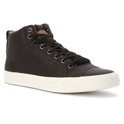Converse  - Chuck Taylor Asylum Mid Leather Sneakers