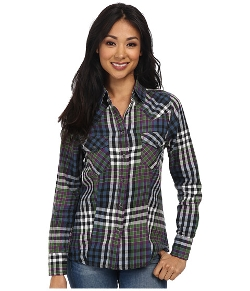 Jag Jeans - Rio Shirt Semi Fitted Plaid Shirt