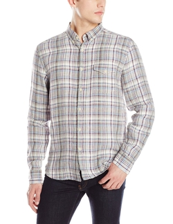 Lucky Brand - Cooper Linen Shirt