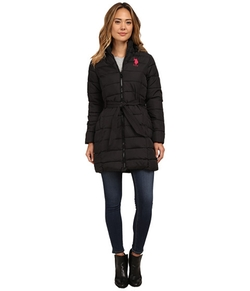 U.s. Polo Assn. - Long Puffer Coat