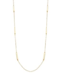 Lauren Ralph Lauren - Bar Chain Necklace