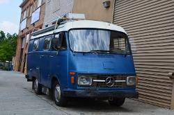 Mercedes-Benz - 1976 Camper Van