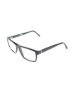 Mykita - Bernd Black Rectangle Eyeglasses