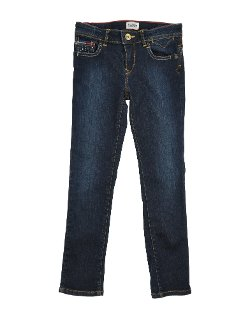 Tommy Hilfiger Denim  - Straight Leg Denim Pants