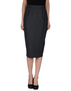 Gaetano Navarra - Mid Rise Pencil Skirt