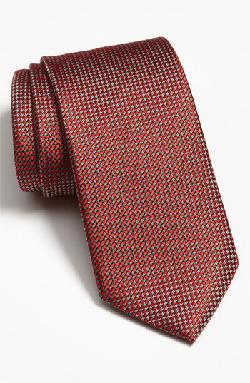 Ermenegildo Zegna  - Woven Silk Tie