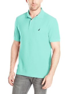 Nautica - Solid Deck Polo Shirt