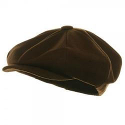 Big Apple - Melton Wool Cap