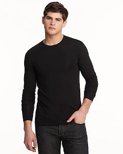 Hugo Naro  - Long Sleeve Crewneck Tee