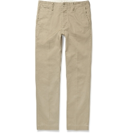 Visvim - Slim-Fit Cotton-Twill Trousers