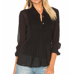 Theory - Dionelle Button Up Shirt