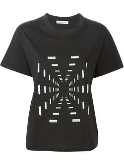 Golden Goose Deluxe Brand  - Perspective Print T-Shirt