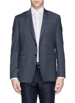 Paul Smith London - Check Wool Blazer
