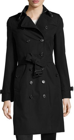 Burberry - London The Sandringham - Long Heritage Trench Coat