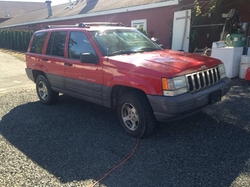 Jeep  - 1996 Grand Cherokee Laredo SUV