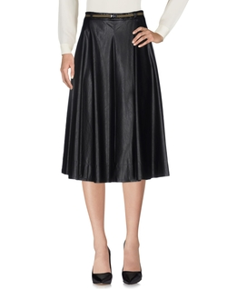 Alysi  - 3/4 Length Skirt