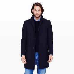 Club Monaco - Wool Topcoat