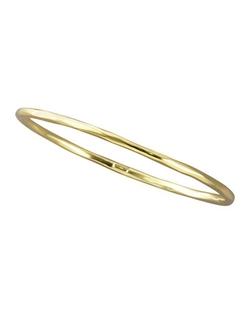 Ippolita  - Thin Faceted Bangle Bracelet
