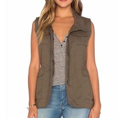 Bishop + Young - Rozlyn Cargo Vest