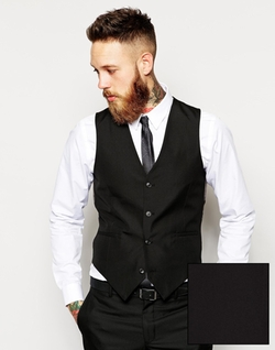 Asos - Slim Fit Vest
