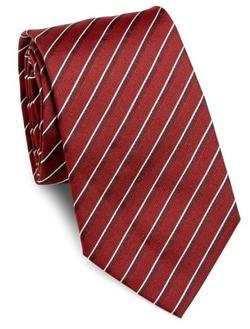 Armani Collezioni  - Striped Silk Tie