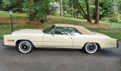 Cadillac  - Eldorado Convertible