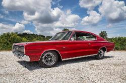 Dodge  - Charger Hardtop 1966